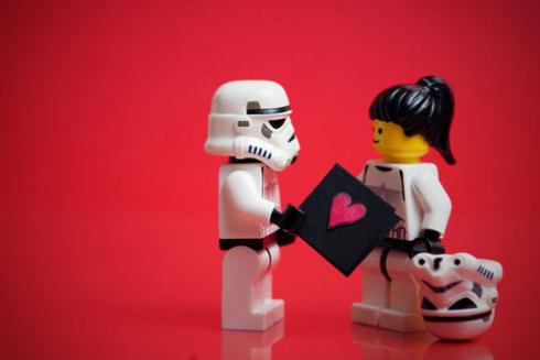 lego sith valentine