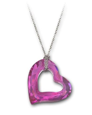 loveheart pendant